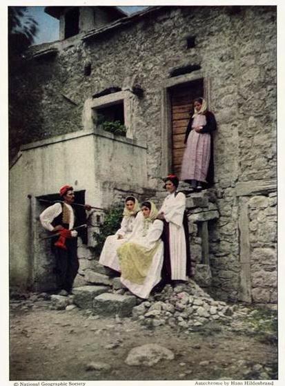 Dalmatia, as it was